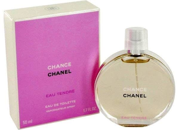 Chanel Chance Eau De Toilette 100ml Perfume For Her Konga Online
