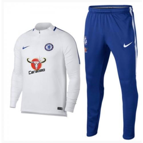 sale retailer 5c9cb 53454 Chelsea FC Training Tracksuit - 2017/18