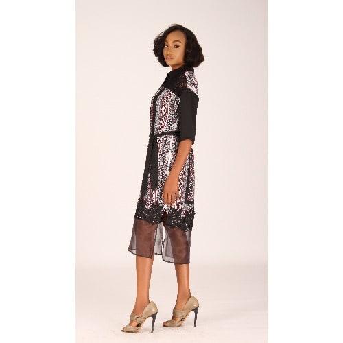 /C/h/Chiffon-Dress-with-Sheer-Organza-bottom-panel-Pink-and-Black-Print-7924619.jpg