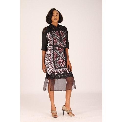 /C/h/Chiffon-Dress-with-Sheer-Organza-bottom-panel-Pink-and-Black-Print-7924622.jpg