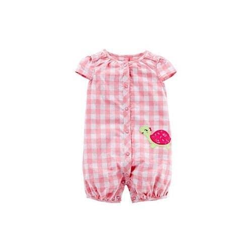 c6929762e Carter's Child Of Mine Check Baby Girl Sunsuit | Konga Online Shopping