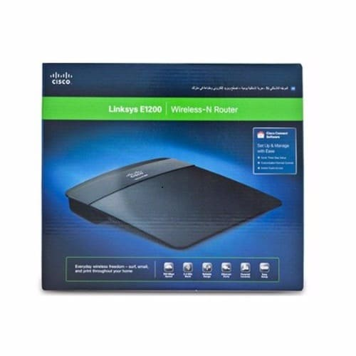 Linksys Router E1200