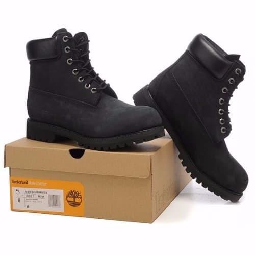 Timberland Classic Boot-Black   Konga