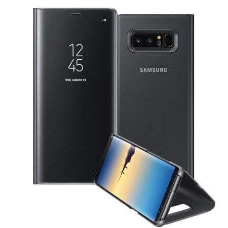 huge selection of 1c004 29378 Clear View Smart Cover For Samsung Galaxy Note 8