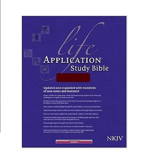 Life Application Study Bible, New King James Version