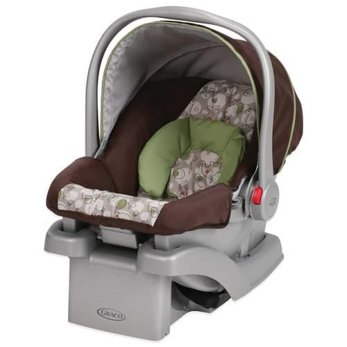 C L Click Connect Snugride Infant Car Seat