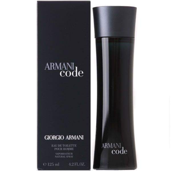 Giorgio Armani Armani Code Perfume For Men Edt 125ml Konga