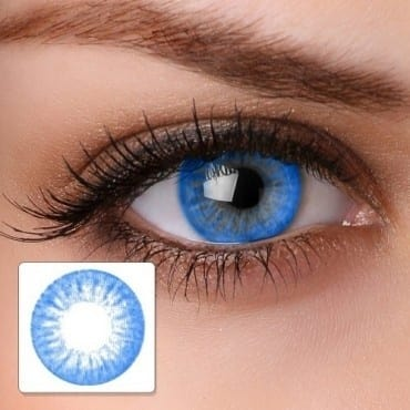 cdd5aa0fac FreshLook Colorblends Contact Lens- Blue | Konga Online Shopping