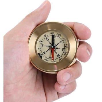 Compass Round NatureHike Copper NH80A003-E