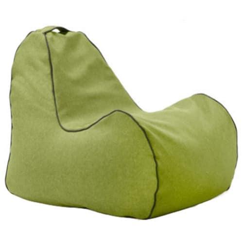 Pleasant Contemporary Bean Bag Chair Green Ncnpc Chair Design For Home Ncnpcorg