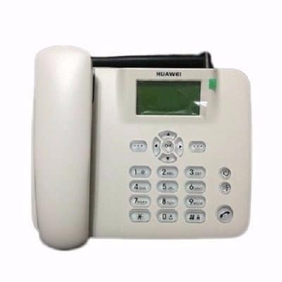 Cordless GSM Desk Phone-F316