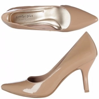 4d36de8d066 Comfort Plus By Predictions Court Shoe - Beige