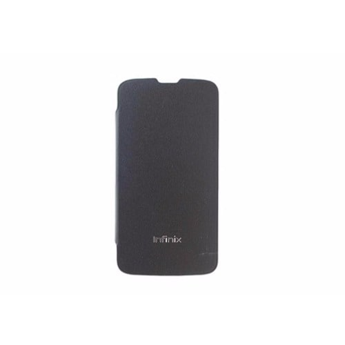 timeless design d94ad f6ef0 Cover Case For Infinix Hot X507 - Black + Screen Protector
