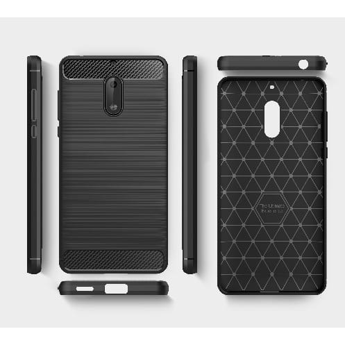 more photos ad6d1 4ec74 Cover For Nokia 3 - Black