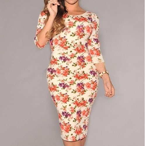 /C/r/Cream-V-Back-Half-Sleeves-Floral-Midi-Dress-4889069_1.jpg