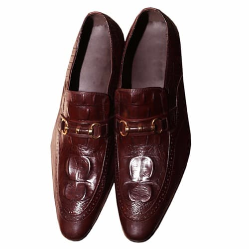 /C/r/Croc-Skin-Formal-Men-s-Loafers-With-Chain---Brown-6025153.jpg