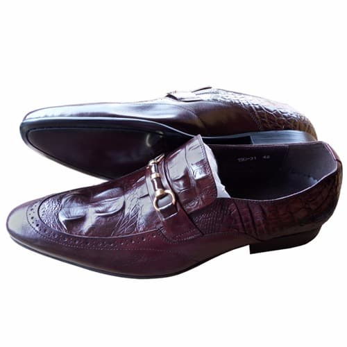 /C/r/Croc-Skin-Formal-Men-s-Loafers-With-Chain---Brown-6025155.jpg