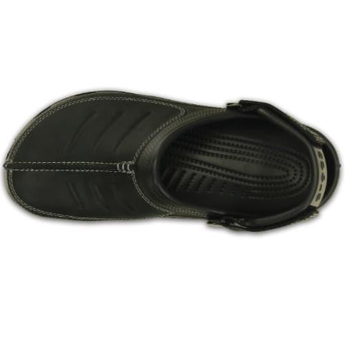 a7f2cf8df314 Crocs Men s Yukon Mesa Clog Sandal - Black