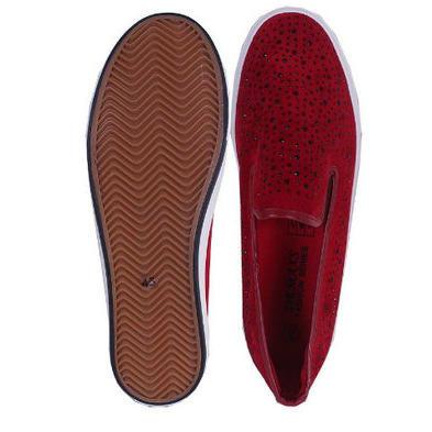 /C/r/Crystal-Slip-On-Suede-Sneakers---Red-Free-Baseball-Cap---Red-5988182_4.jpg