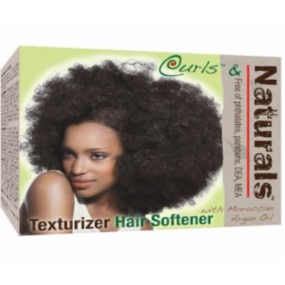 Buy Curls Naturals Texturizer Curl Softener Kit Konga Online