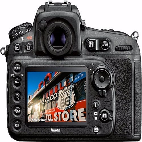 Nikon D4S Professional Media Camera | Konga Online Shopping
