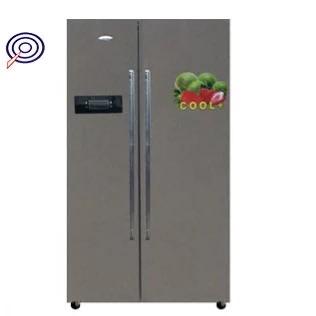 185 Litre Double-door Refrigerator - Rp 750r
