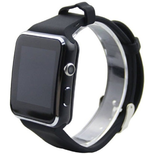 new style cbe76 21491 Smartwatch For Android & Iphone Devices - Black