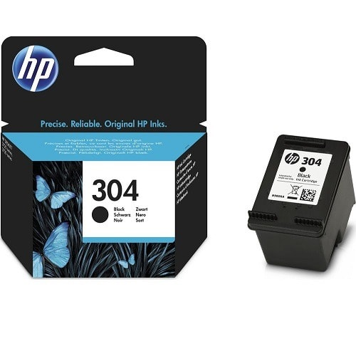 304 Black Genuine Ink Cartridge