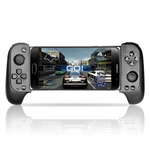 Wireless Bluetooth Controller Gamepad For Android/IOS With Flexible Joystick