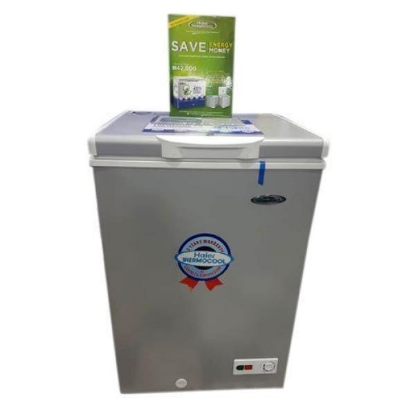 Haier Thermocool Freezer Chest Sml Htf-100has R6 Slv.