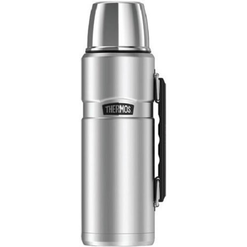 Stainless Steel King Flask - 40oz