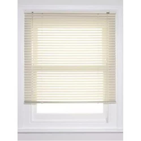 """Venetian Blind - 1.5 X 1.5-5ft"""" X """"5ft """" - Cream"""