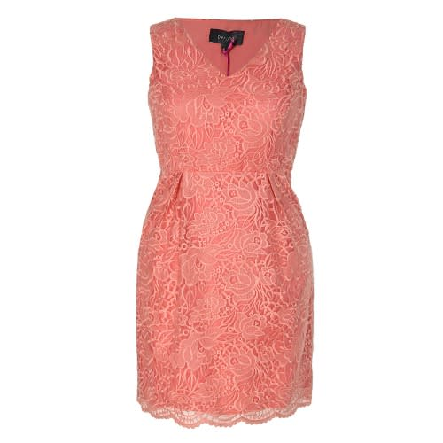 c9cbe288705 Armless Floral Lace Midi Dress