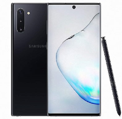 Note 10 Plus - 12GB RAM - 256GB ROM - 4300mAh - Dual Sim - Black - SM-N975F/DS.