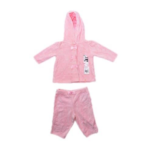 052a57011 Garanimals Girls Sweater Velvet Hood Top And Pant-Pink | Konga ...
