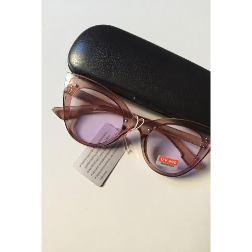 bd642e743d9 S   Co Catty Stylish Ladies Sunglasses - Brown