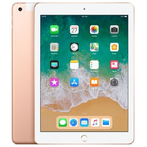 iPad 5 - 32GB - Wi-fi With Cellular - Gold