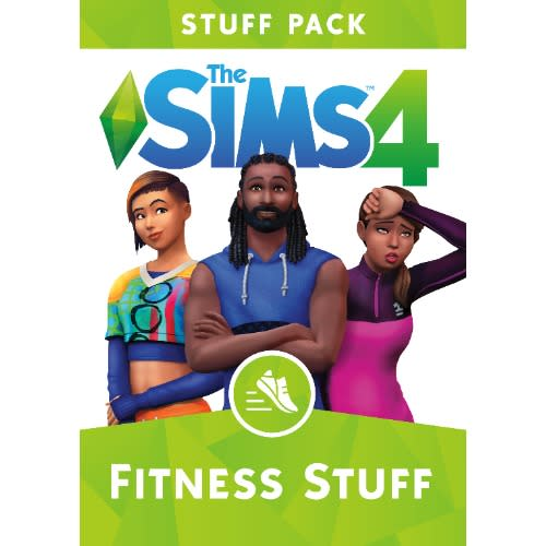 The Sims 4 Fitness Origin Key - Regional Free - Online Multiplayer