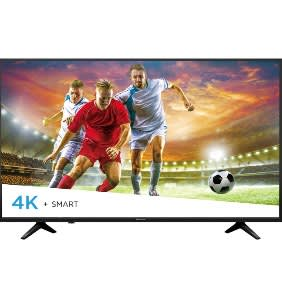 50-inch 4K Ultra HD Smart LED TV - 50h6080e 2018