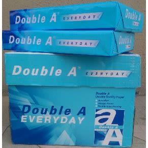Double A A4 Paper (carton)