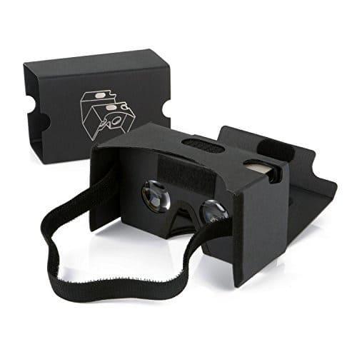 Google Cardboard Diy Virtual Reality 3d Glasses For Mobile Phones
