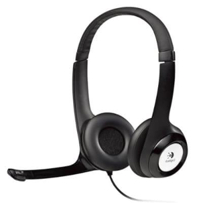 28d474c0084 Logitech Usb Headset - H390 - Black   Konga Online Shopping
