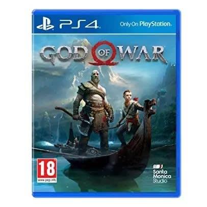 God Of War 4 - Ps4