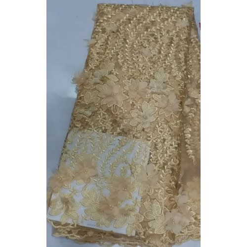 Netcord Lace - Bronze - 5 Yards
