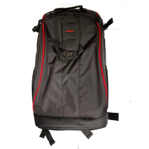 Waterproof Camera Backpack - Black