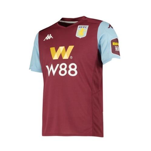 the latest 9c800 0880e Aston Villa Home Shirt 2020