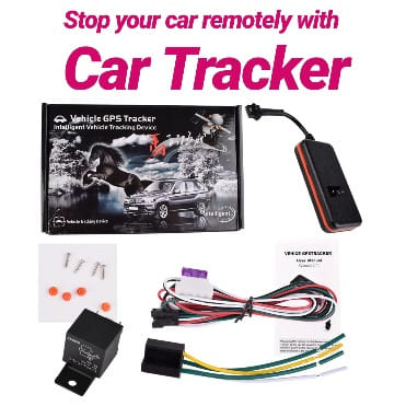 Gps Car Tracker >> Car Tracker Gps With Fuel Cut Off Function For Switching Off Your Car Remotely