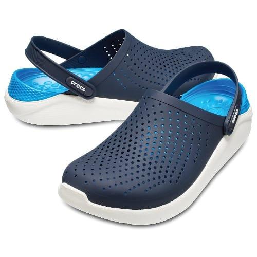 c9b45f005e77 Crocs Sandals - Literide Clog - Blue