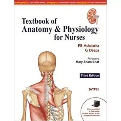 Textbook of Anatomy & Physiology for Nurses | Konga Online