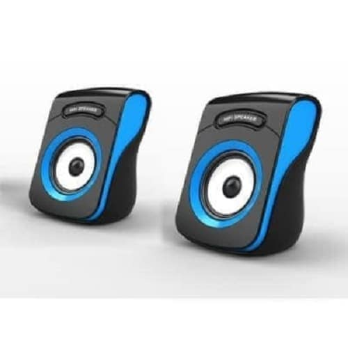 Usb 2.0 Speaker - Blue